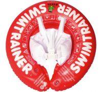 SWIMTRAINER красный (от 3 мес. до 4 лет) 6-18 кг