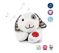 Zazu Музыкальная мягкая игрушка-комфортер Декс