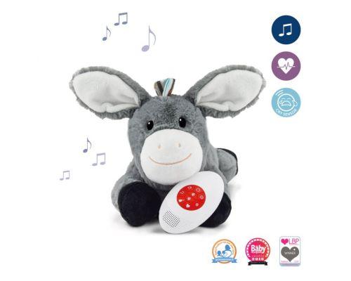Zazu Музыкальная мягкая игрушка-комфортер Дон