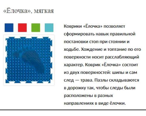 Ортодон - Елочка (мягкий)