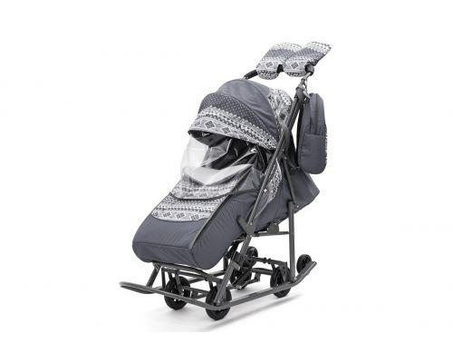 Санки-коляски Pikate Скандинавия
